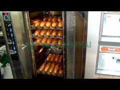 Dây chuyền sản xuất bánh mì dài barguette